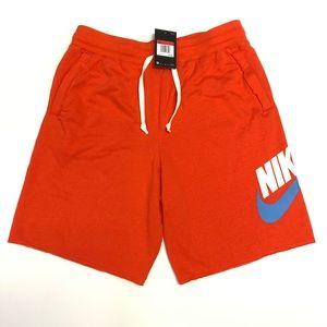 Nike French Terry Alumni Shorts Large